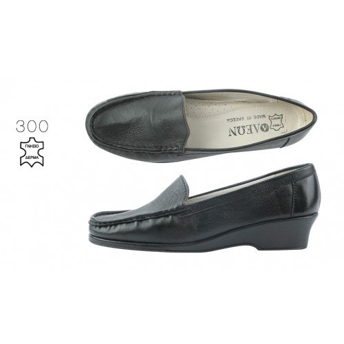 WOMEN LEATHER FOOTWEAR MOD. 300