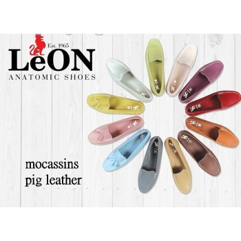 WOMEN LEATHER FOOTWEAR