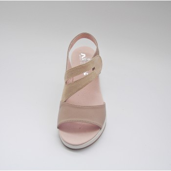 WOMEN ANATOMIC SANDALS MOD. B-24 BEIGE
