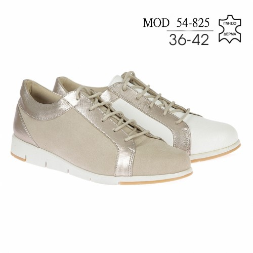 WOMEN LEATHER FOOTWEAR MOD. 54-825